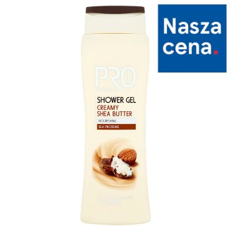 Tesco Pro Formula Shea Butter Shower Gel 400 ml