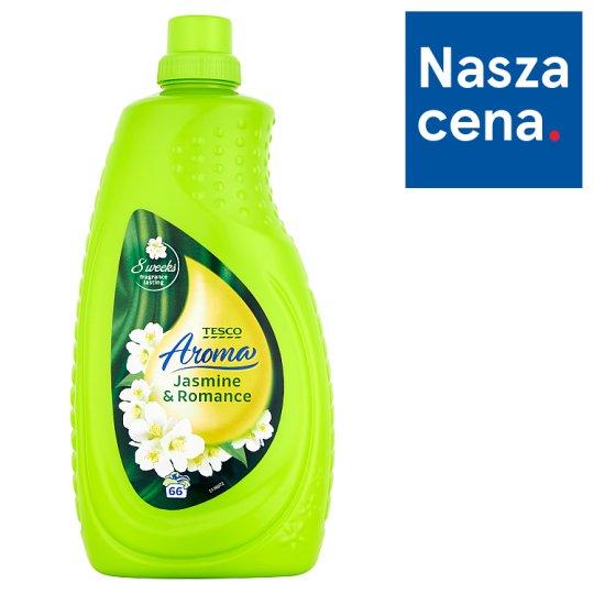Tesco Aroma Jasmine & Romance Fabric Softener 2 L (66 Washes)