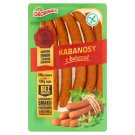 Drobimex Chicken Smoked Thin Sausages 200 g
