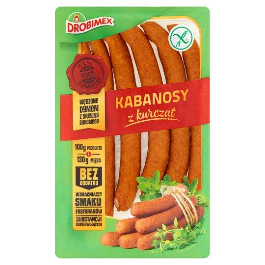 Drobimex Kabanosy z kurcząt 200 g