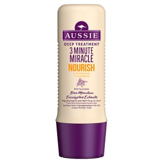 Aussie Deep Treatment 3 Minute Miracle Nourish 250ML