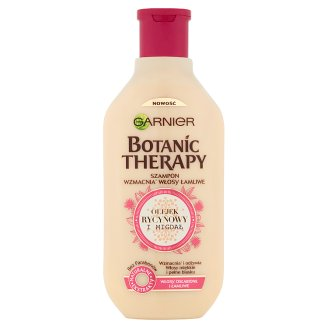 Garnier Botanic Therapy Castor Oil and Almond Shampoo for Weakened and Brittle Hair 400 ml