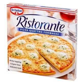 Dr. Oetker Ristorante Quattro Formaggi Pizza 340 g