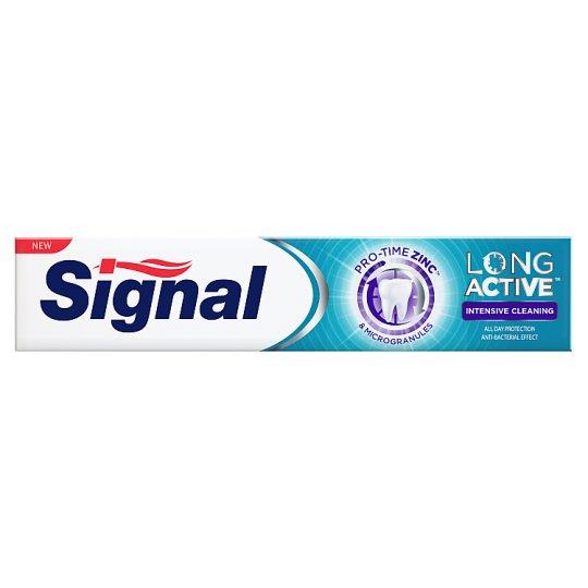 Signal Long Active Intensive Cleaning Pasta do zębów 75 ml