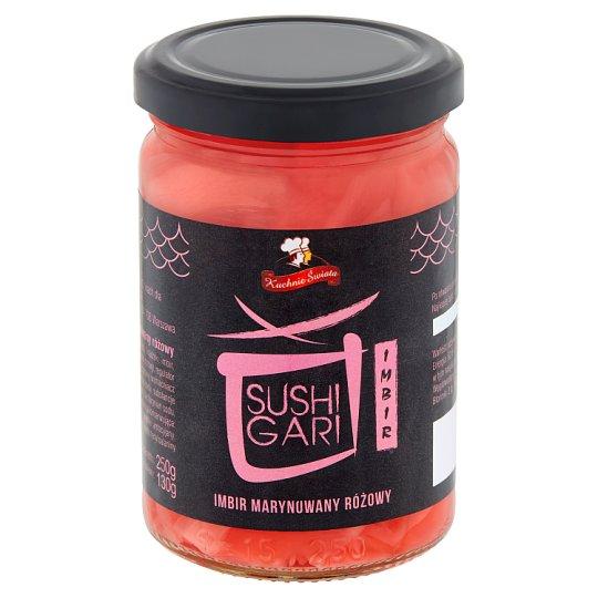 Sushi Gari Marinated Pink Ginger 180 g