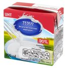 Tesco Creamy Cream UHT 30% 250 ml