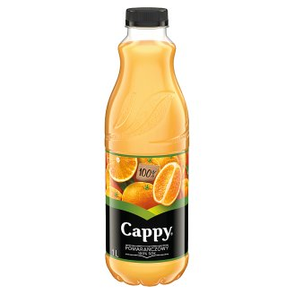 Cappy Orange 100% Juice 1 L