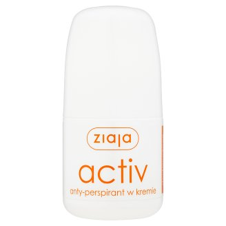 Ziaja Activ Antiperspirant in Cream 60 ml