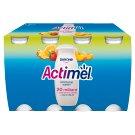 Danone Actimel Wieloowocowy Mleko Fermentowane 800 g (8 sztuk)