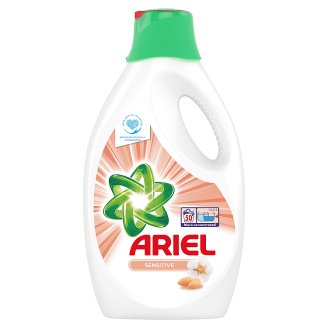 Ariel Sensitive Płyn do prania 2,75 l, 50 prania