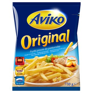 Aviko Original Straight Cut Oven Fries 750 g