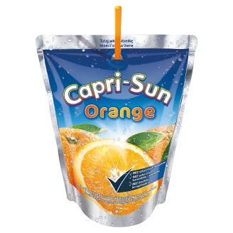 Capri-Sun Orange Fruit Drink 200 ml