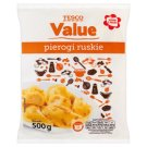 Tesco Value Russian Style Dumplings 500 g