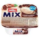 Müller Mix Choco Crispies Hazelnut Taste Yoghurt 130 g