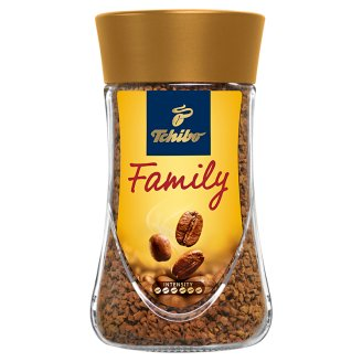 Tchibo Family Instant Coffee 200 g