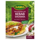 Kamis Kuchnie świata Shoarma Kebab Seasoning Spice Mix 25 g