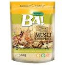 Bakalland Ba! 5 Nuts with Chocolate Crunchy Muesli 300 g