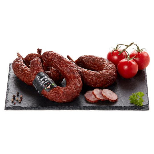 Tesco Finest Farmer's Sausage with Goose