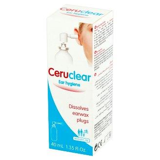Ceruclear Ear Hygiene Spray 40 ml