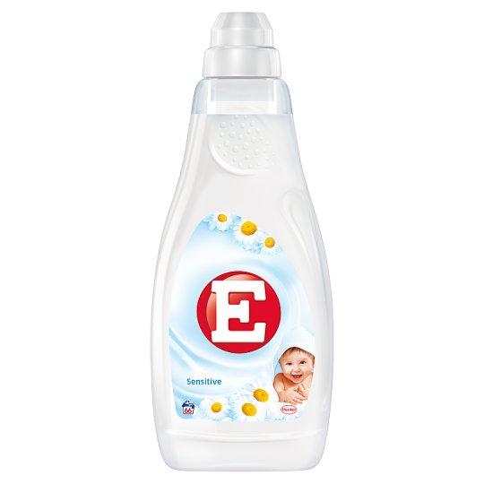 E Sensitive Concentrate Fabric Conditioner 2 L (66 Washes)