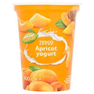 Tesco Jogurt morelowy 400 g
