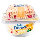 Danone ŚniaDanio Vanilla Flavour Millet with Honey and Cranberry Fromage Frais 135 g