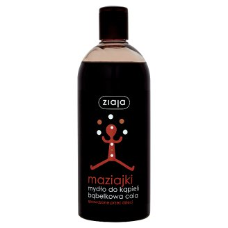Ziaja Maziajki Bubble Cola Bath Soap 500 ml