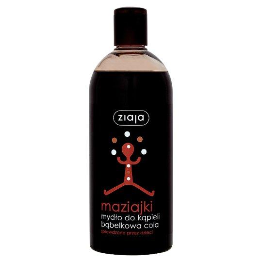 Ziaja Maziajki Bubble Cola Bath Soap 500 ml