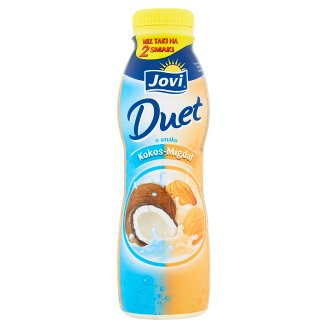 Jovi Duet Coconut and Almond Flavour Yoghurt Drink 350 g