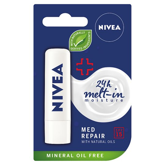 NIVEA Med Protect Caring Lip Balm 4.8 g
