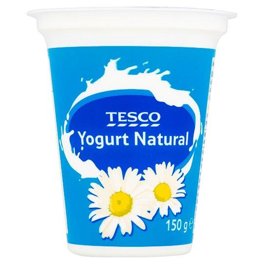 Tesco Natural Yogurt 150 g