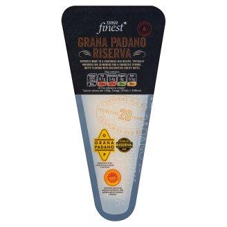 Tesco Finest Grana Padano Riserva Semi Fat Hard Cheese 170 g