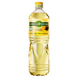 Wielkopolski 100% Sunflower Oil 1 L