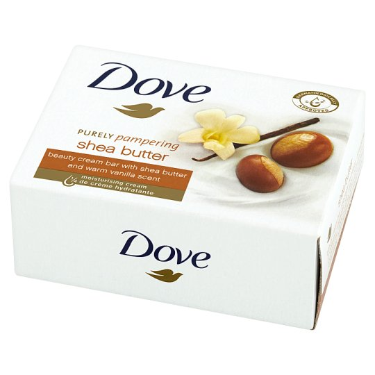 Dove Purely Pampering Shea Butter Beauty Bar with Vanilla Scent 100 g