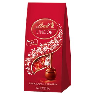 Lindt Lindor Milk Chocolate with Smooth Filling 100 g