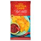 Tesco Hot Chilli Tortilla Chips 200 g