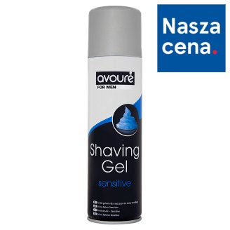 Avoure for Men Sensitive Shaving Gel 200 ml