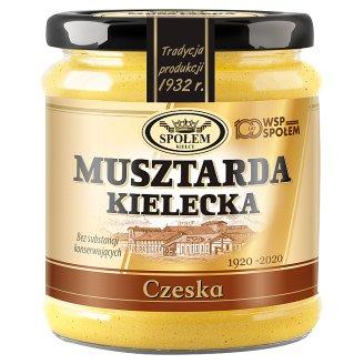 Społem Kielce Musztarda Kielecka Czech Mustard 190 g