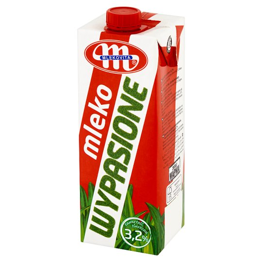 Mlekovita Wypasione Milk 3.2% 1 L