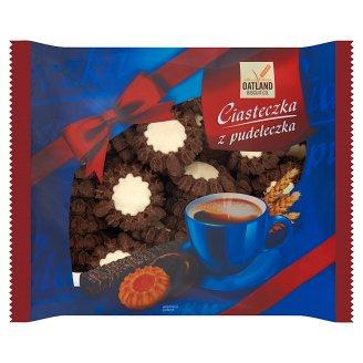 Oatland Biscuit Co. Ciasteczka z pudełeczka Ciastka kruche z kremem o smaku śmietankowym 700 g