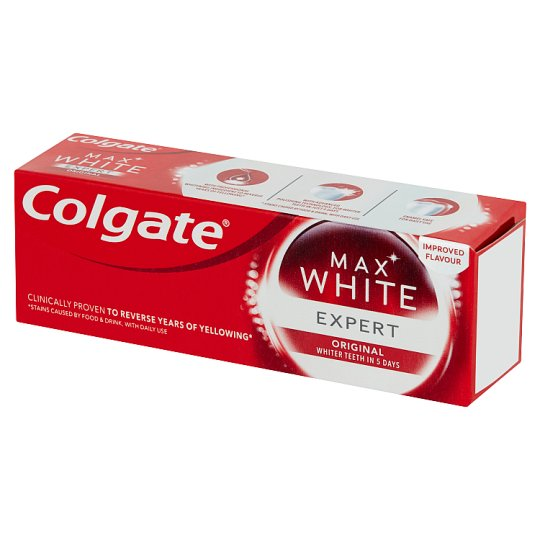 Colgate Max White Expert White Cool Mint Toothpaste 18 ml