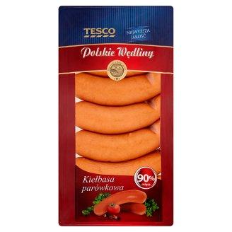 Tesco Polskie Wędliny Frankfurter Style Sausage 600 g