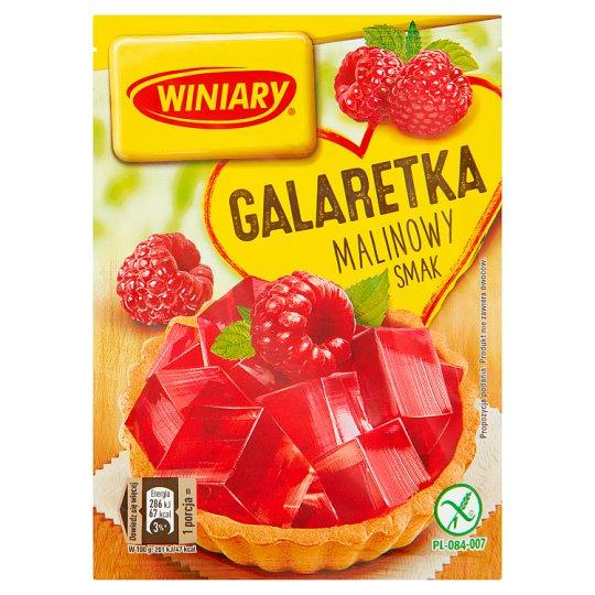 Winiary Raspberry Flavoured Jelly 71 g