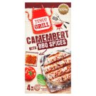 Tesco Grill Camembert 320 g (4 x 80 g) with BBQ Spices 16 g