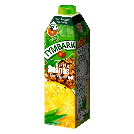 Tymbark Pineapple Nectar 1 L