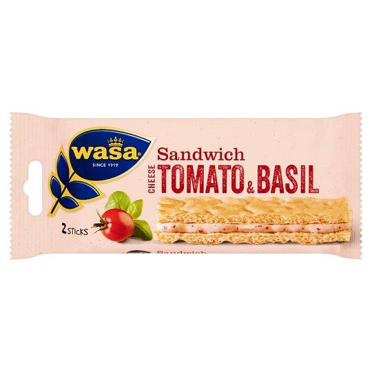 Wasa Sandwich Cheese Tomato & Basil 40 g