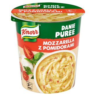 Knorr Instant Dish Puree Mozzarella with Tomatoes 51 g