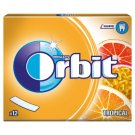 Orbit Tropical Guma do żucia bez cukru 31 g (12 listków)