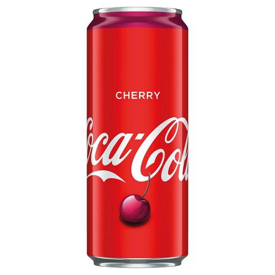 Coca-Cola Cherry Sparkling Drink 330 ml