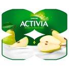 Danone Activia Gruszka Jogurt 480 g (4 sztuki)